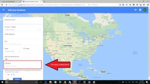 Google Business - Fill in Blank