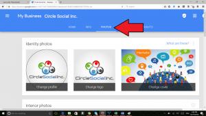 Google Business - Photo Add