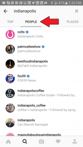 Instagram People