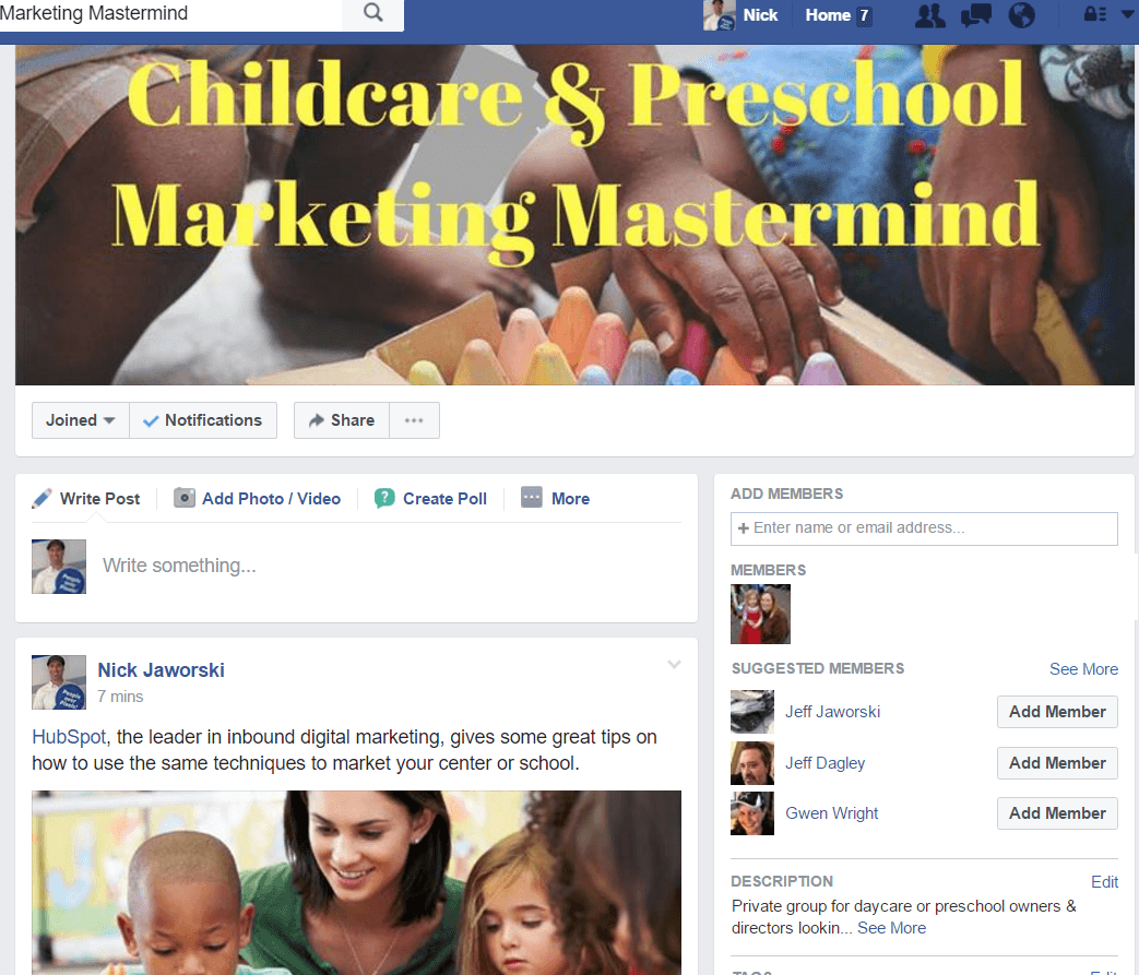how much does private preschool cost marketing strategies for child care centers what works 424