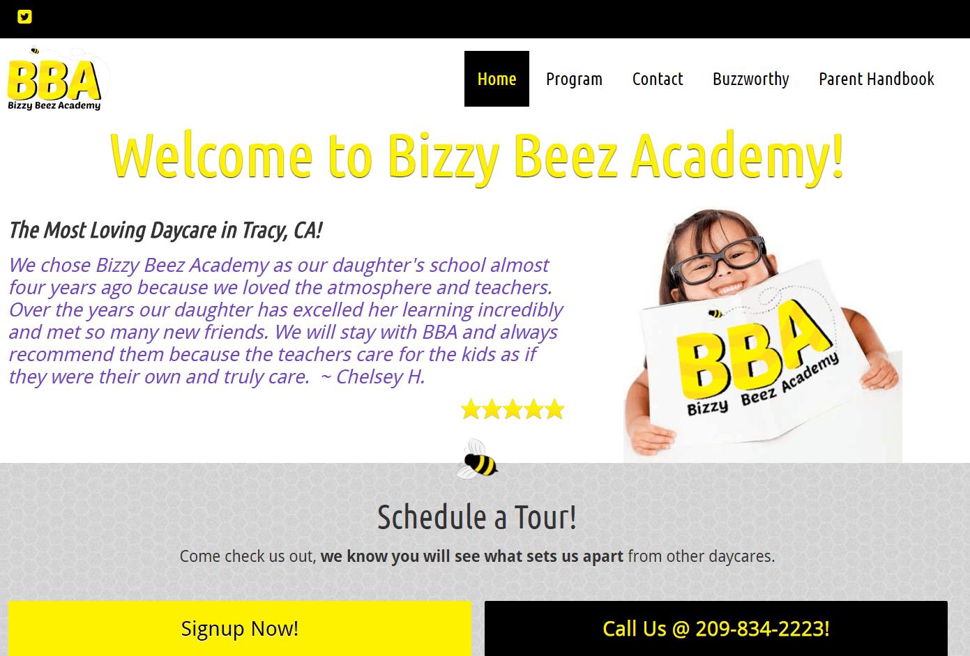 Bizzy Beez Academy - Screenshot
